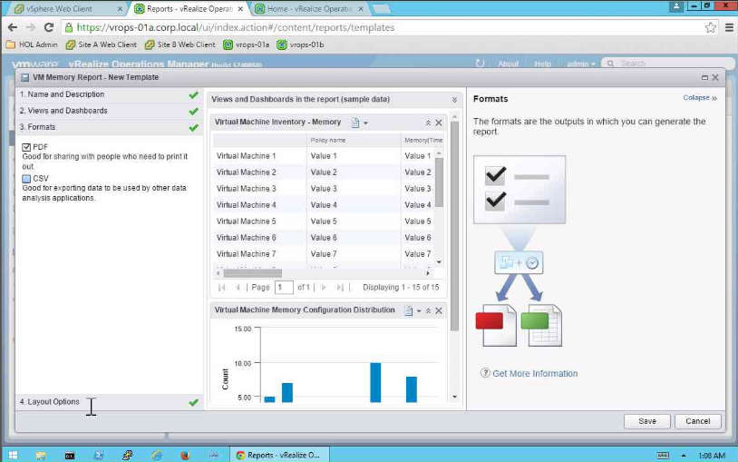 Creating Custom Reports in VMware vROps | | VirtualGyaan